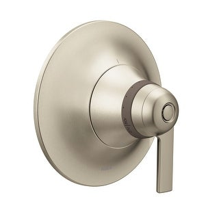 Moen TS3101  Doux Single Function Thermostatic Valve Trim Only with Single Lever Handle