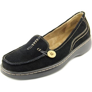 Array Superior W Moc Toe Suede Loafer