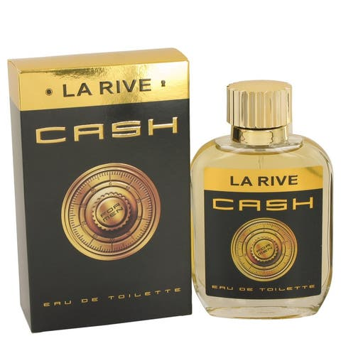 La Rive Cash by La Rive Eau De Toilette Spray 3.3 oz