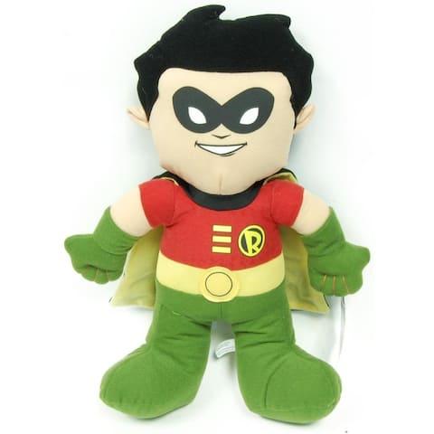 """Super Friend 13"""" Plush Buddy Robin - Multi"""