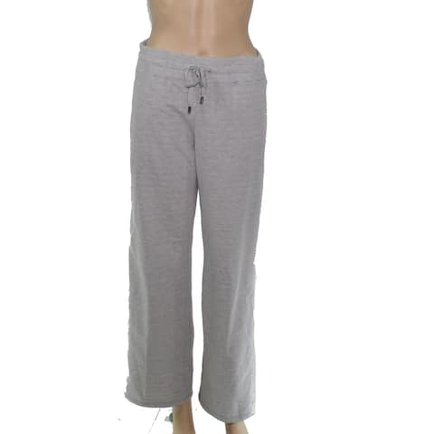 Lauren by Ralph Lauren Women's Casual Pants Gray Size Small S Stretch