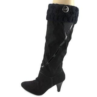 Michael Michael Kors MK Cable Sock Women Boot Socks