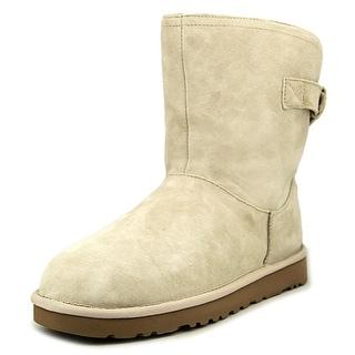 Ugg Australia Remora Women Round Toe Leather Winter Boot