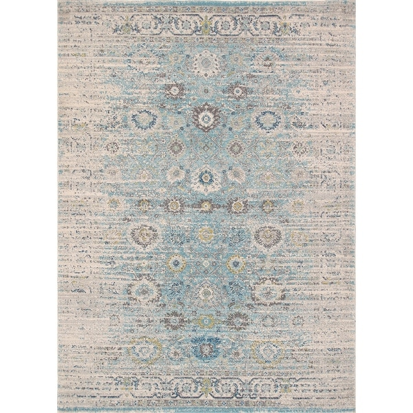 Pasargad Home Chelsea Design Machine Made/Power Loom Area Rug. Opens flyout.