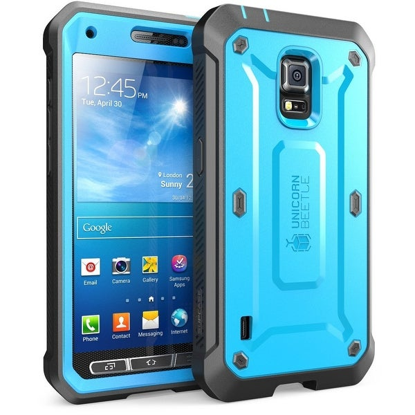 huge discount 4dfa9 fdc97 Shop Galaxy S5 Active Case, SUPCASE Unicorn Beetle Pro, Full-body ...