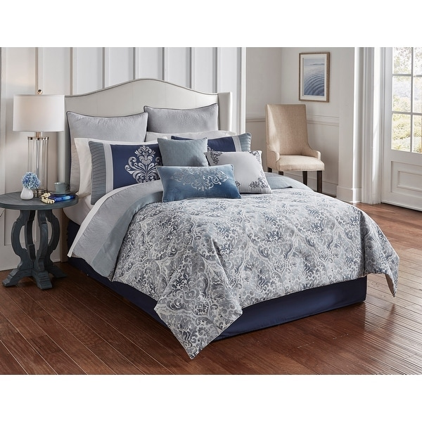Riverbrook Home Clanton 10 Piece Comforter Set. Opens flyout.