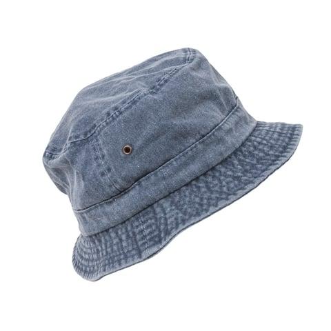 Washed Hats - Navy - Small-Medium