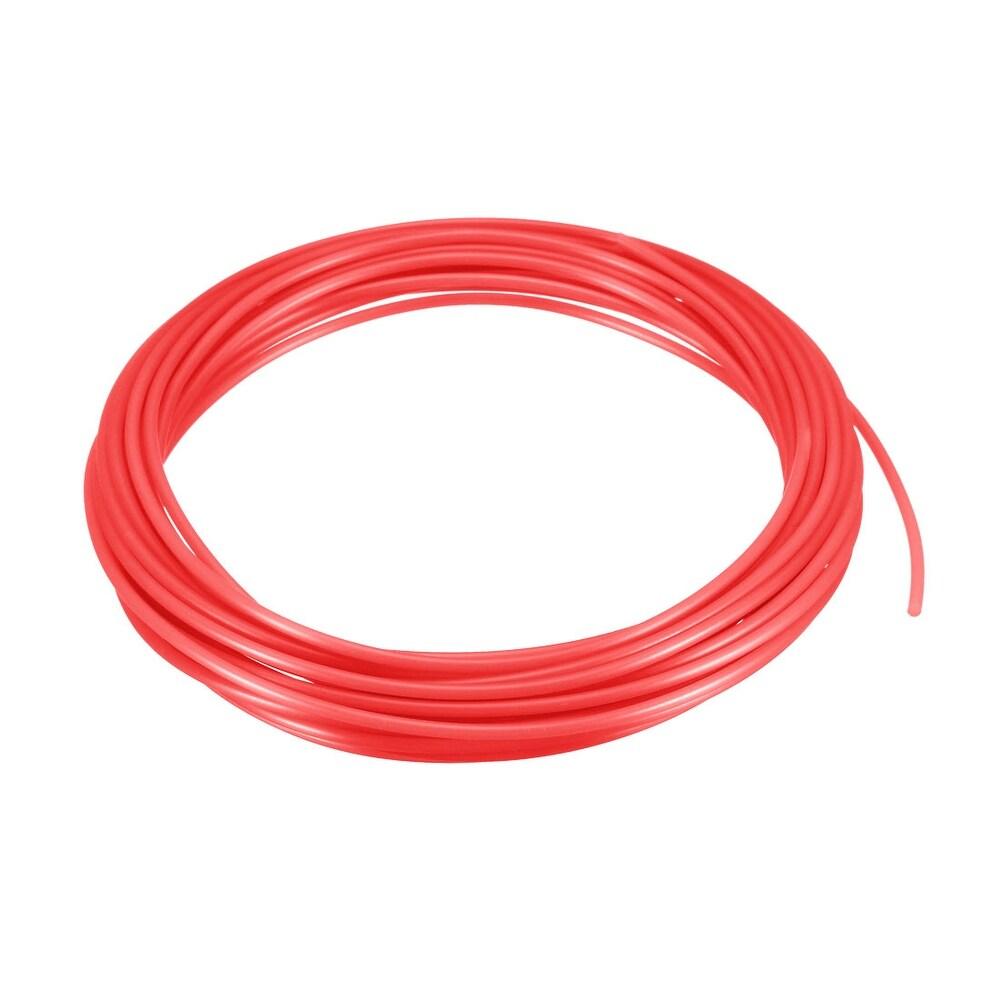 5 Meter/16 Ft PLA 3D Pen/3D Printer Filament, 1.75 mm Fluorescent Rose -  Unique Bargains