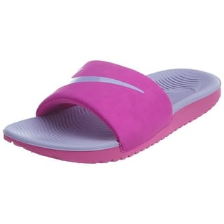 Nike Girls' Kawa Slide Sandals #819353-601|https://ak1.ostkcdn.com/images/products/is/images/direct/74d51820a2da87c7a67408b0fa8cb8dbe8e7689e/Nike-Girls%27-Kawa-Slide-Sandals-%23819353-601.jpg?impolicy=medium
