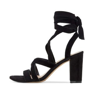 INC International Concepts Womens Kailey Suede Open Toe Casual Strappy Sandals (More options available)
