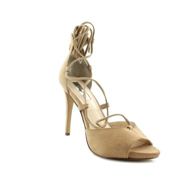 INC Sabba Women's Heels Summer Nude - 9.5