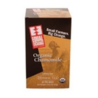 Equal Exchange Equal Exchange Herbal Chamomile Tea - 3x20 bag
