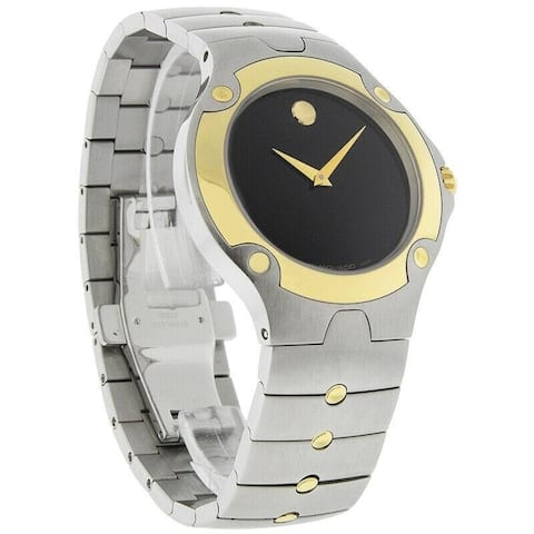 Movado Men's 0604484 'Sports Edition' Two-Tone Stainless Steel Watch