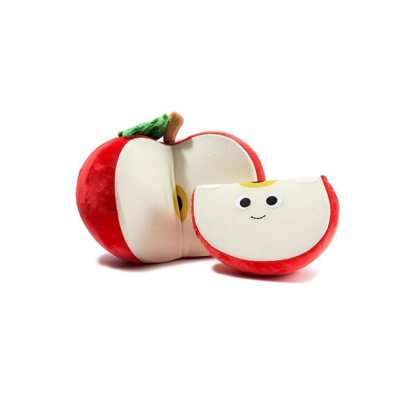 Yummy World Ally & Sally Red Apple Medium Plush