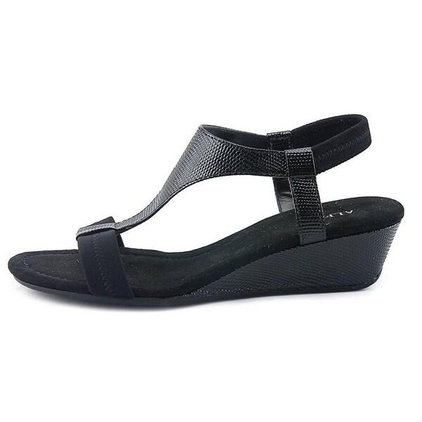 Alfani Womens Vacanzaa Open Toe Casual Platform Sandals