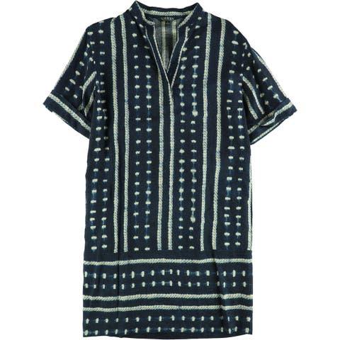 Ralph Lauren Womens Printed Shift Dress