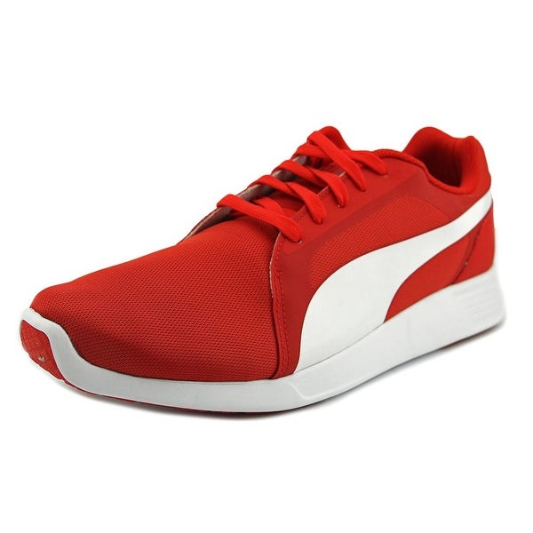Puma St Trainer Evo Men Round Toe Canvas Sneakers