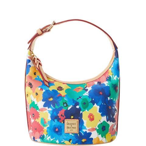 Dooney & Bourke Watercolor Bucket Bag