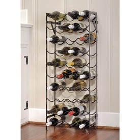 Shop Oenophilia 10015 Alexander 40 Bottle Wine Rack Free Shipping