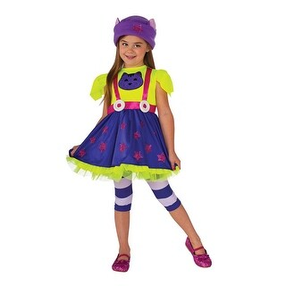 Girls Little Charmers Hazel Halloween Costume