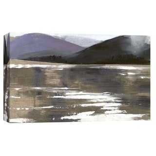 "PTM Images 9-102148  PTM Canvas Collection 8"" x 10"" - ""Summit To Sea 33"" Giclee Rural Art Print on Canvas"