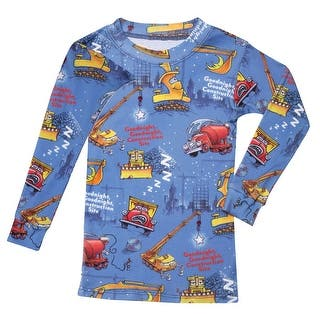 Children's Goodnight, Goodnight Construction Site Pajamas- Great Gift Idea|https://ak1.ostkcdn.com/images/products/is/images/direct/74e09566eb2d3e06f7e5b8429e6184b6b6dd5603/Children%27s-Goodnight%2C-Goodnight-Construction-Site-Pajamas--Great-Gift-Idea.jpg?impolicy=medium