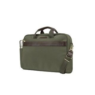 Travelon Men's Anti-Theft Classic Plus Slim Briefcase - Black