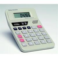 Attainment Co 020379 Talking Calculator, 4 x 7 In.