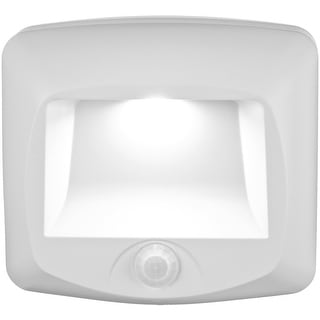 Mr. Beams MB530 Wireless Motion Sensor LED Stair Light, 35 Lumens, White