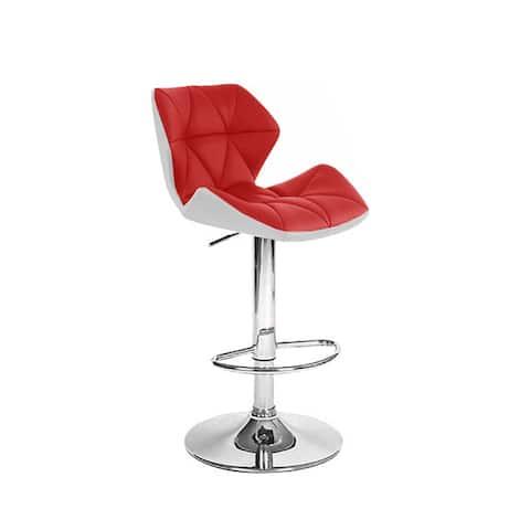 Spyder Contemporary Adjustable Barstool