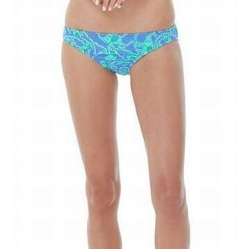 dc13d15937 Shop Lilly Pulitzer NEW Blue Womens Size Large L Bikini Bottom ...