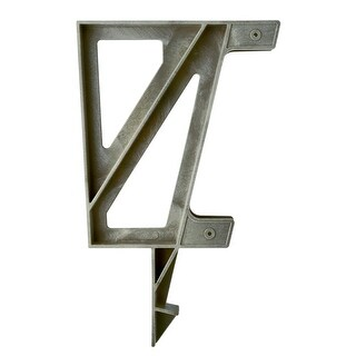 Hopkins 90166 Dekmate Bench Bracket, Sand