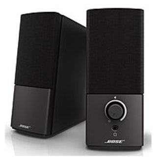 Bose Companion 2 Series III 354495-1100 Speaker System for PC - (Refurbished)