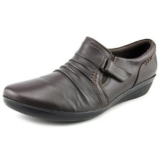 Clarks Everlay Coda N/S Round Toe Leather Loafer