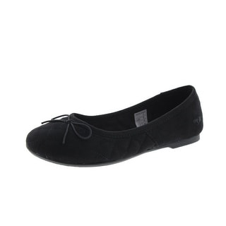 Rocket Dog Womens Trinidad Coast Quilted Textured Ballet Flats
