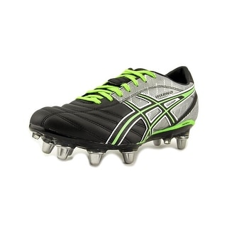 Asics LETHAL WARNO ST2 Round Toe Leather Cleats