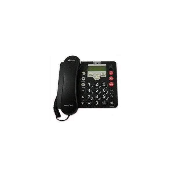 PT760 Amplified DECT Corded Phone with Answering Machine