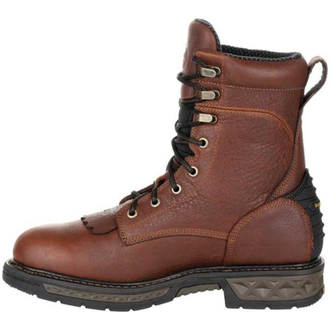 Georgia Boots Carbo-Tec LT Waterproof Lacer Work Boots GB00309