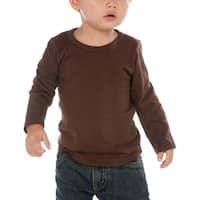 Kavio! Unisex Infants Crew Neck Long Sleeve