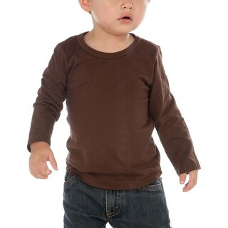 Kavio! Unisex Infants Crew Neck Long Sleeve