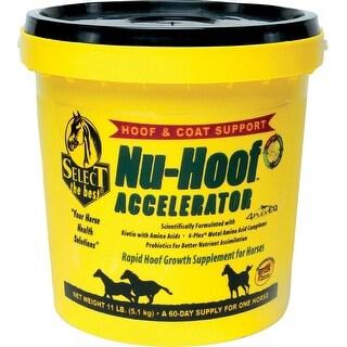 Nu-hoof Accelerator Hoof & Coat Support For Horses