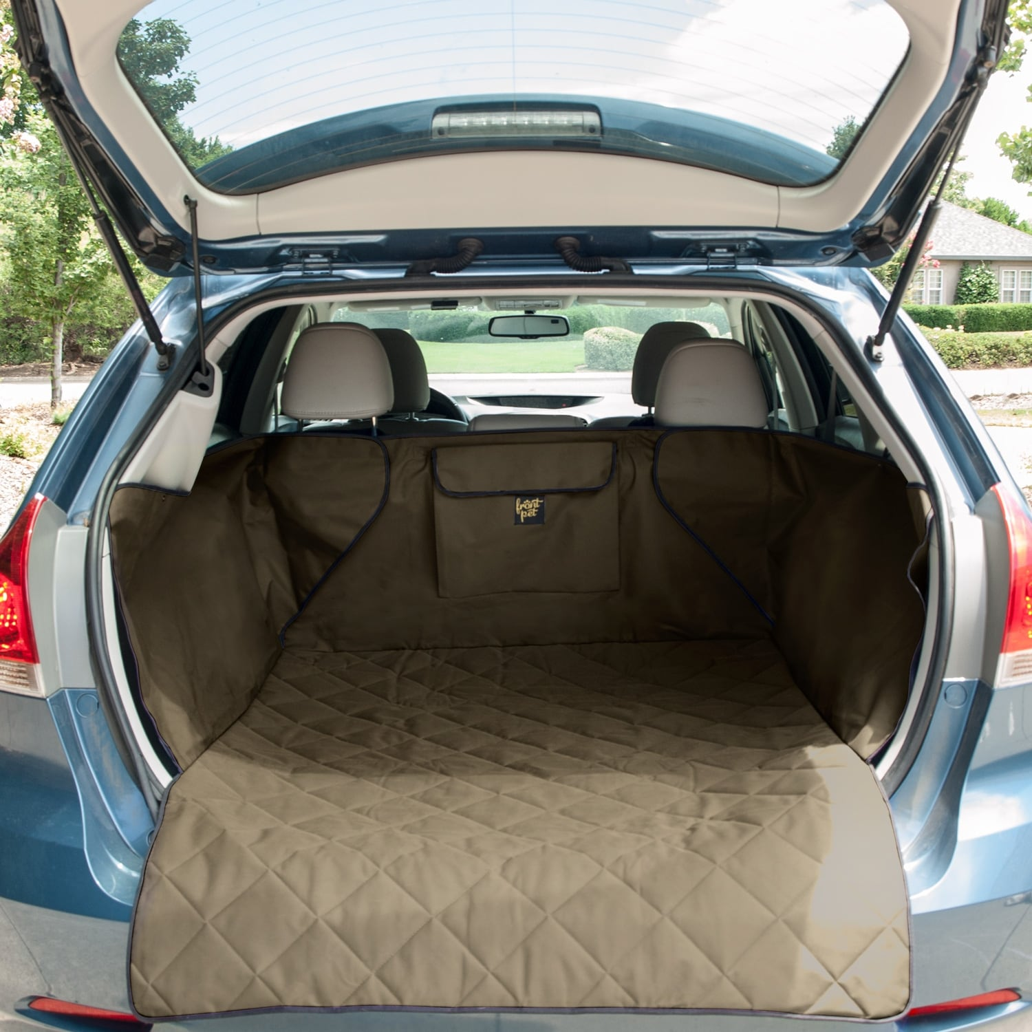 Shop Frontpet Quilted Dog Cargo Cover For Suv Universal