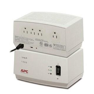 Apc Line-R 1200Va Line Conditioner With Automatic Voltage Regulator Le1200