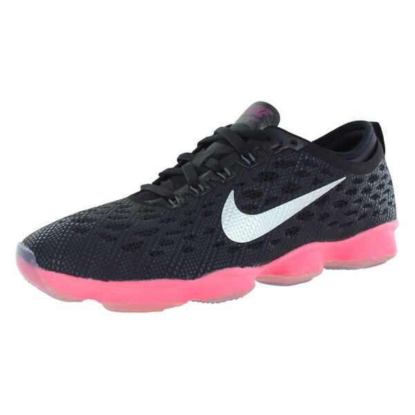 la moitié e81b9 78ad2 Shop Nike Zoom Fit Agility Fitness Women's Shoes - 9 B(M) US ...