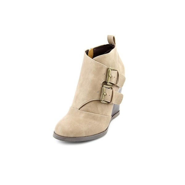 Restricted Winkie Womens Taupe Boots