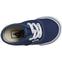 Vans Unisex Child Authentic - Navy - 7.5 Toddler