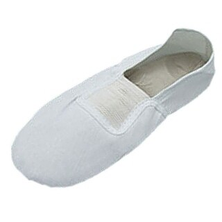 Unique Bargains Ladies Soft Dance Dancing Ballet Shoes - White