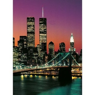 Brewster DM331 Manhattan Wall Mural - N/A