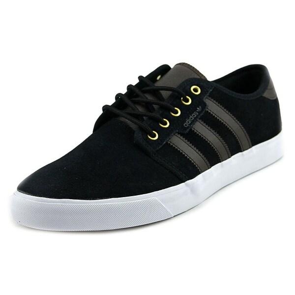 Adidas Seeley Men CBlack/DBrown/FtwWht Noiess/MarFon/FtwBla Skateboarding Shoes