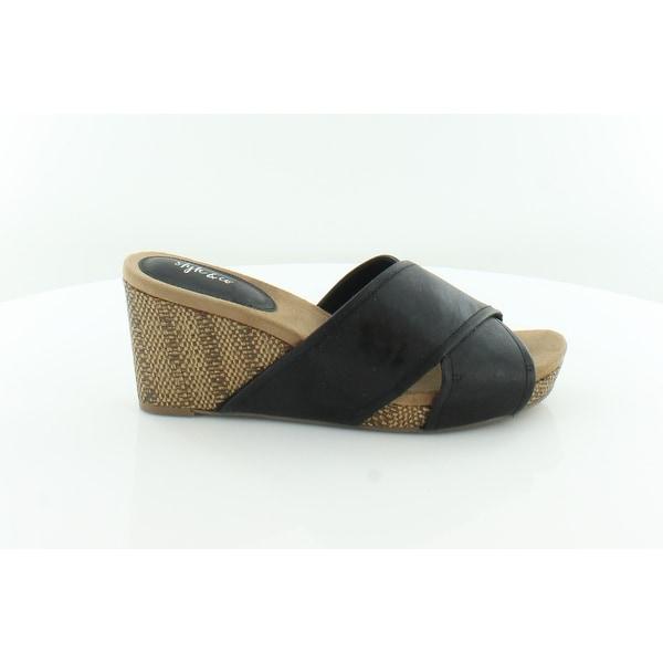 Style & Co. Jillee Women's Sandals Black